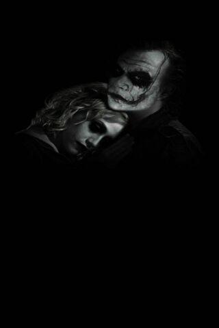 Joker dan Harley Q