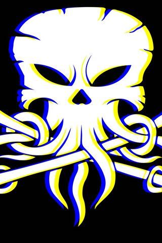 Pirate Skull Army
