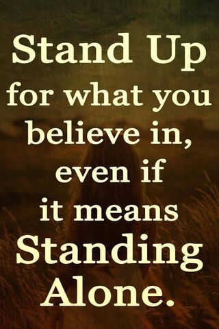 Đứng lên