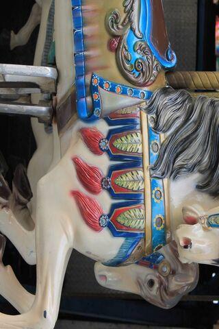 Carousal Horse 1