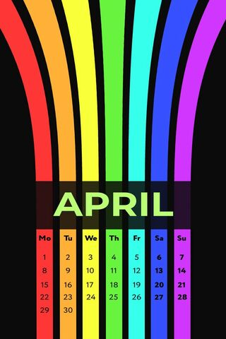 April Month