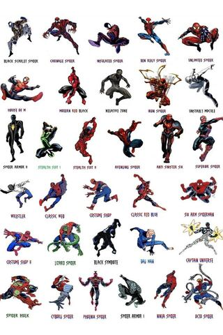 Kostum Spiderman