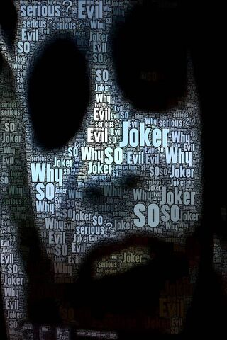 जोकर शब्द 4
