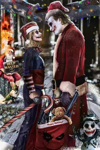 Joker N Harley Quinn