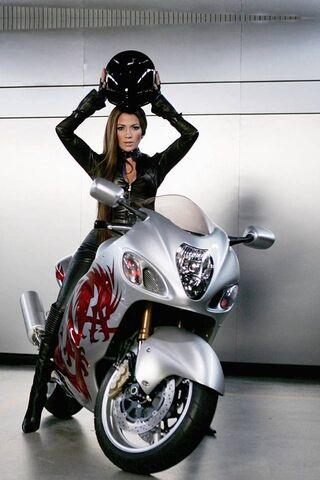 Girl Bike Rider