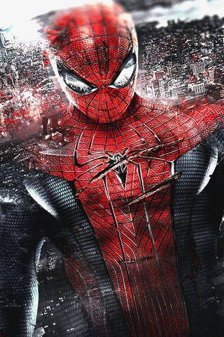 अद्भुत स्पाइडर मैन