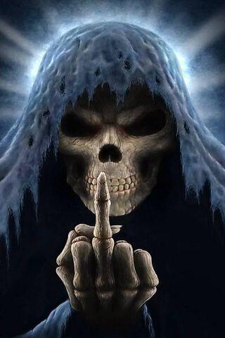 Bone Finger Of Death