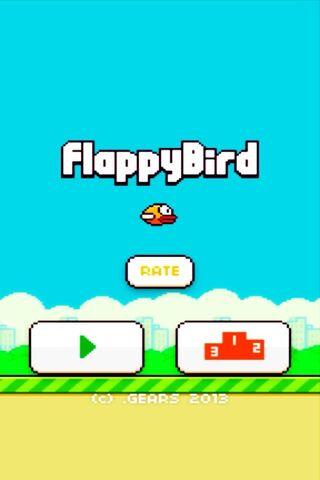 फ्लैपी चिड़ियां