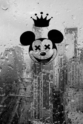 Mickey Mad