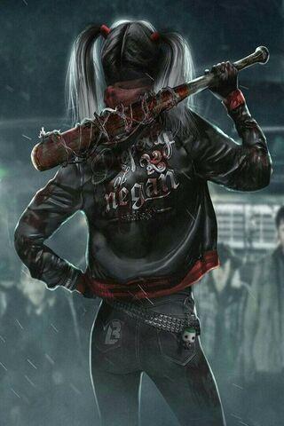 Harley Quinn - Twd