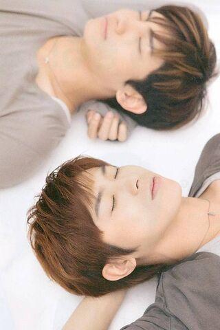 Changmin e Yunho