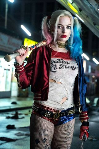 Harley Quinn Suicide