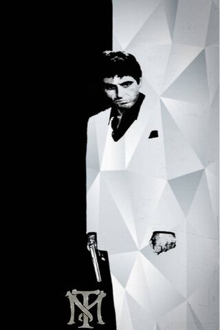 Tony Montana Wallpaper Download To Your Mobile From Phoneky