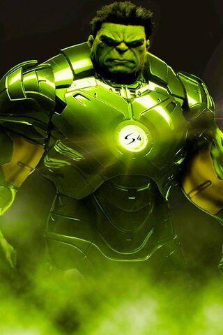 Iron Hulk S4