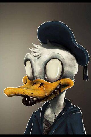 Duck Donald