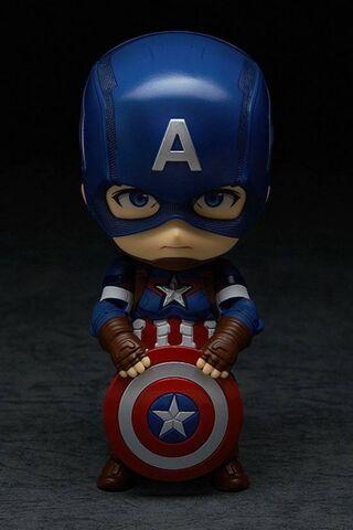 Captain America Wall