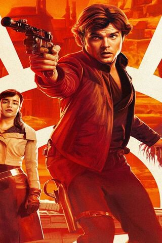 Solo Star Wars Story Wallpaper Download To Your Mobile From Phoneky