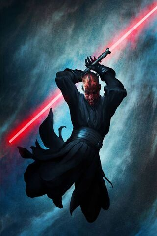 Darth Maul Wallpaper Download To Your Mobile From Phoneky