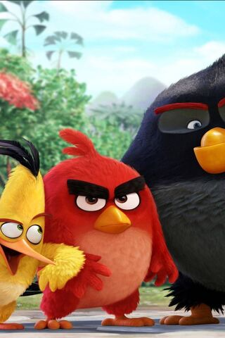 Angry Bird Movies
