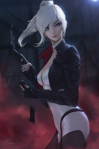 Girl With Guns