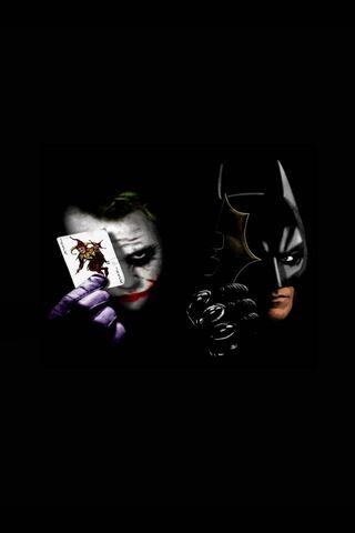 जोकर और बैटमैन