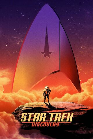 Star Trek Discovery Wallpaper Download To Your Mobile From Phoneky