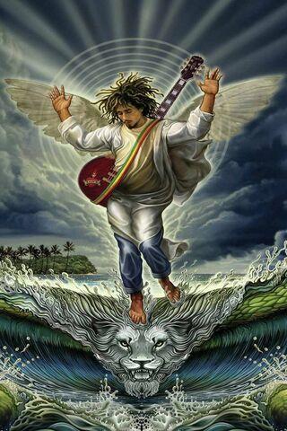Bob Marley The Angel