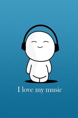 Müziğimi seviyorum