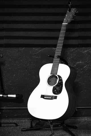 White Paul Guitar