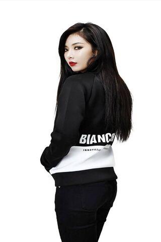 Pretty Hyuna