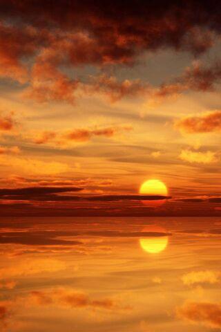 Phoneky الطبيعة والشمس وشروق الشمس Hd خلفيات