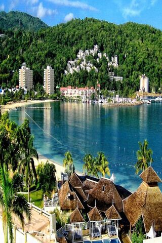 Tropical Resort Hdr