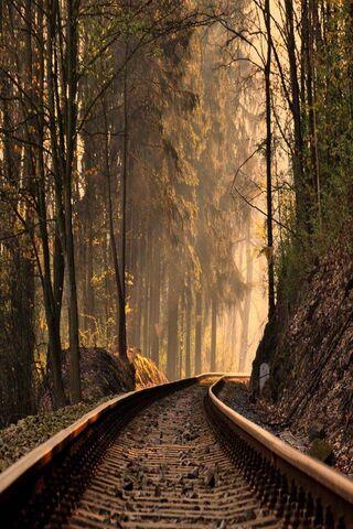 Đường ray xe lửa