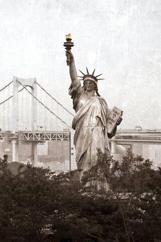 The Liberty Statue