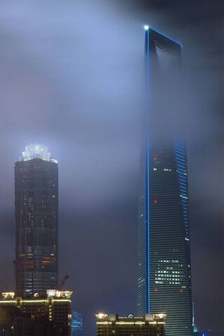Towers and Fog
