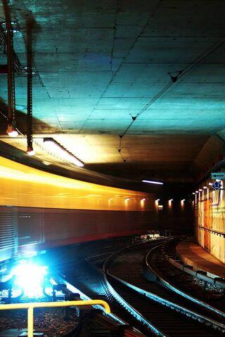Xe điện ngầm