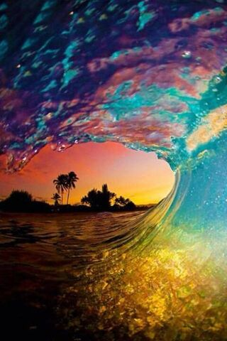 Colorful Waves