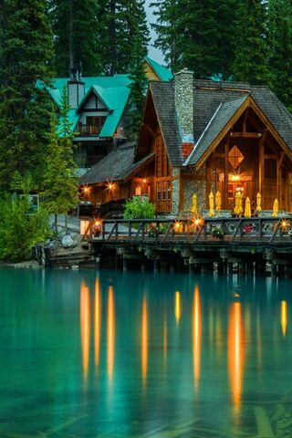 Hd Emerald Lake