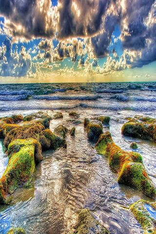 Seascape Hdr
