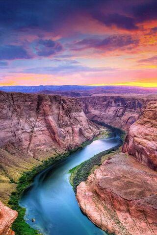 الطبيعة المناظر الطبيعية