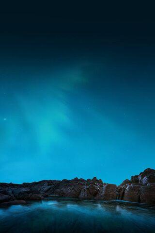Blue Dark Night