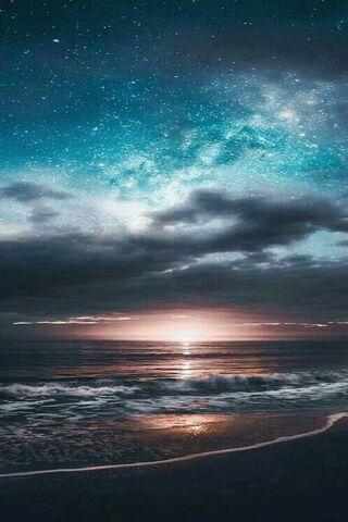 Sky Sun Sea