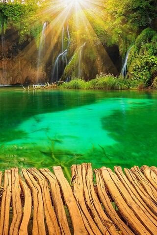Hd Croatia Waterfall