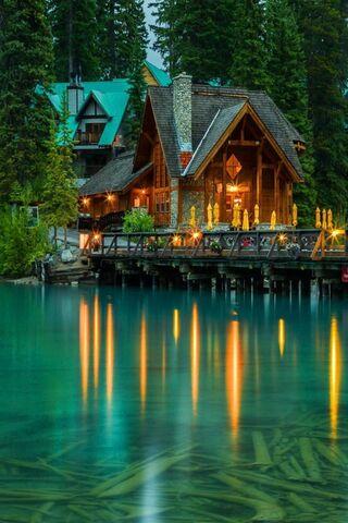 Hd Emerald Lake