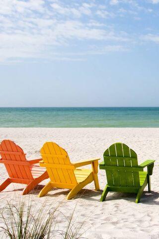 Kerusi pantai