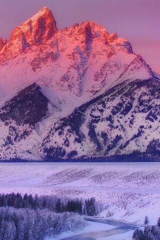 جبل الثلج