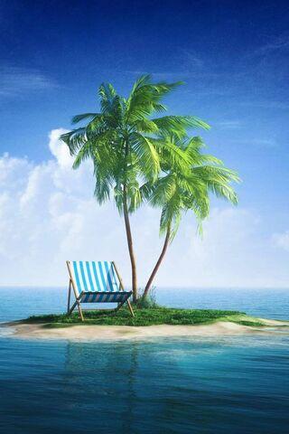 मेरा निजी द्वीप