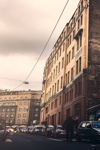 Vintage Italy Street
