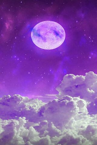 Lune Pourpre