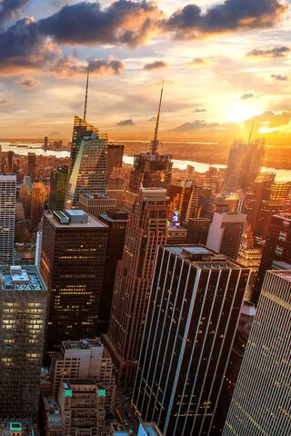 4k New York Wallpaper Download To Your Mobile From Phoneky